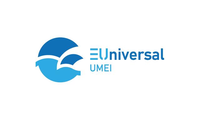 EUniversal logo brand
