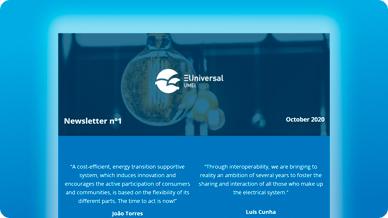 #1 EUniversal Newsletter