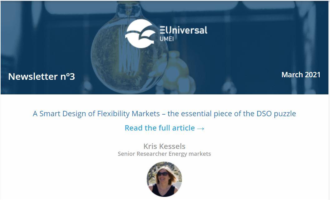 #3 EUniversal Newsletter